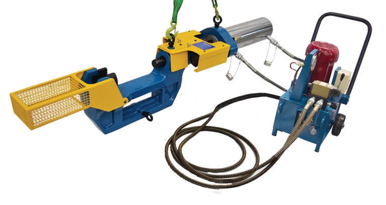 HEPP 100E Portable Track Press / Master Pin Pusher